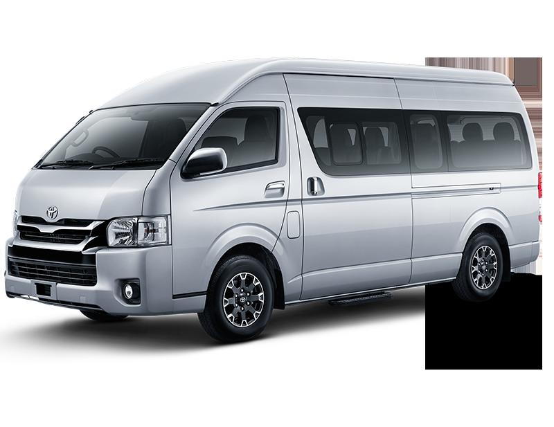 Interior dan Eksterior Hiace Luxury - Pengalaman Liburan Aman, Nyaman, dan Mewah Bersama Toyota Hiace