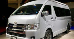 Pangsa pasar lebih luas - 5 Alasan Mengapa Agen Travel Harus Memiliki Toyota Hiace Luxury