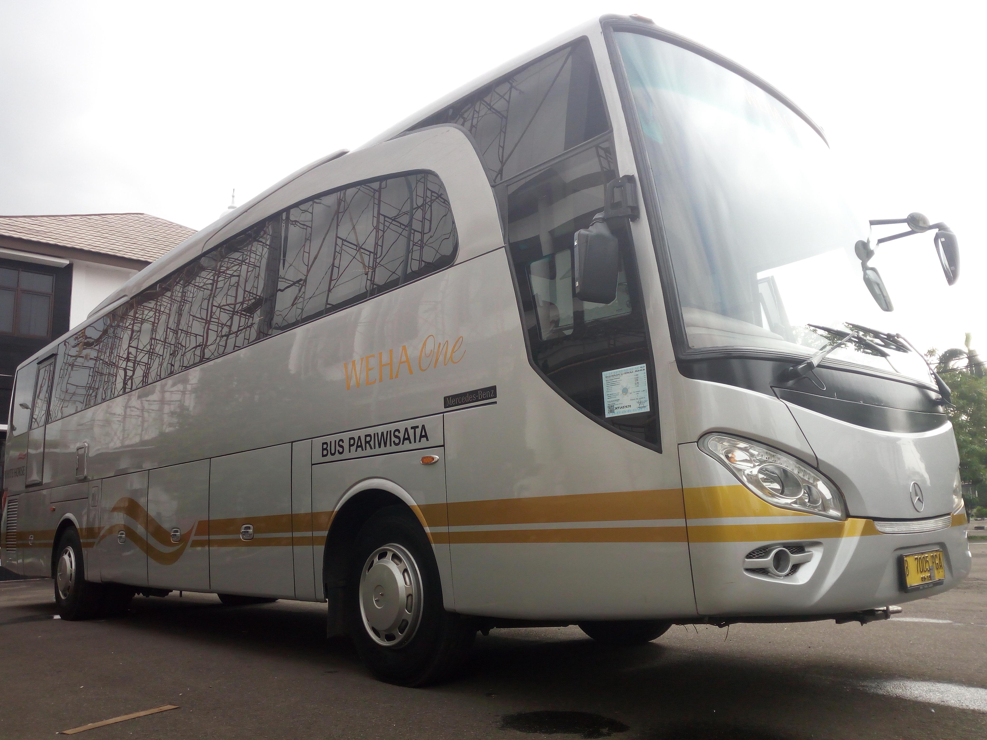 Fasilitas Lengkap - 5 Alasan Mengapa Anda Harus Menyewa Weha One Bus Premium dari White Horse