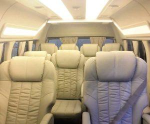 Keuntungan semakin besar - 5 Alasan Mengapa Agen Travel Harus Memiliki Toyota Hiace Luxury