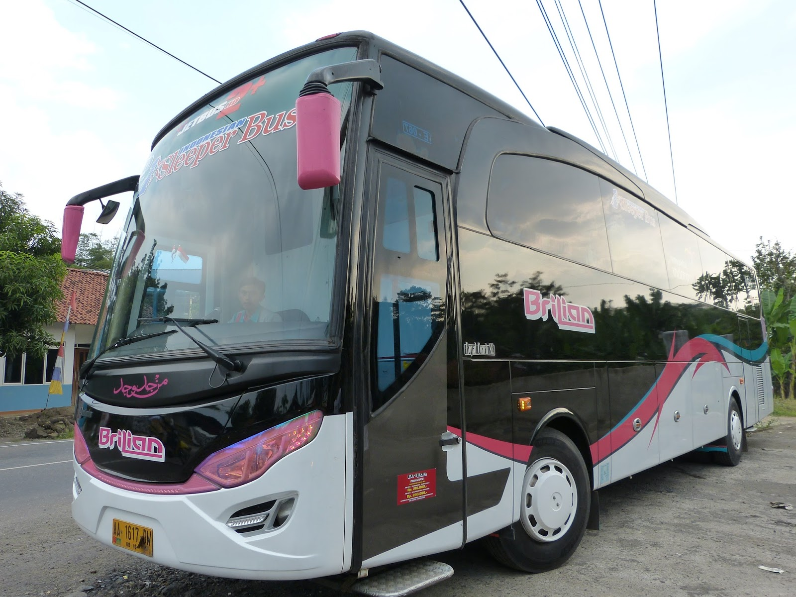 PO Brilian - Ini 5 Daftar Bus Premium yang Wira-Wiri di Indonesia