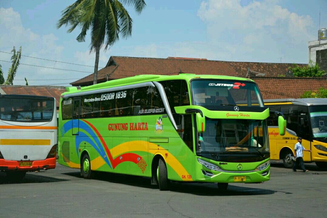PO Gunung Harta - Ini 5 Daftar Bus Premium yang Wira-Wiri di Indonesia