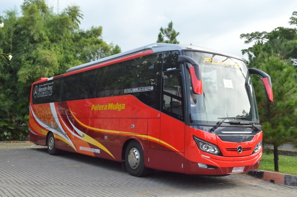PO Putera Mulya Sejahtera - Ini 5 Daftar Bus Premium yang Wira-Wiri di Indonesia