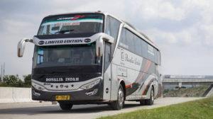 PO Rosalia Indah - Ini 5 Daftar Bus Premium yang Wira-Wiri di Indonesia