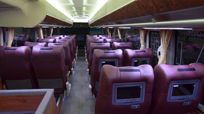 Fasilitas - 5 Keunggulan Bus VIP ketimbang Bus Biasa