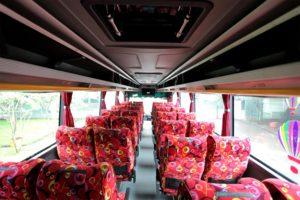 Kapasitas Penumpang - 5 Keunggulan Bus VIP ketimbang Bus Biasa