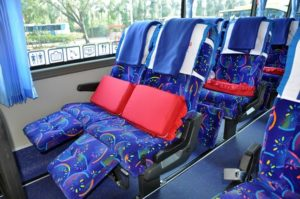 kursi - 5 Keunggulan Bus VIP ketimbang Bus Biasa