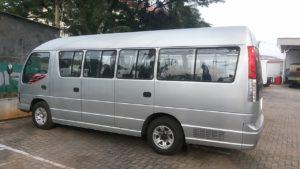 Mengenal Armada Minibus - Mengenal Seluk Beluk Jasa Sewa Elf di Jabodetabek
