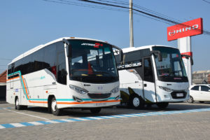 Hino - Ini 3 Jenis Mesin Luxury Bus di Indonesia