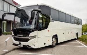 Scania - Ini 3 Jenis Mesin Luxury Bus di Indonesia