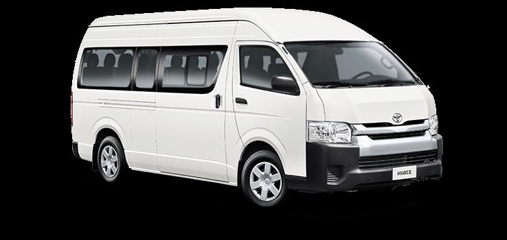 Sewa Mobil HiAce untuk Liburan Bersama Keluarga? Why Not!