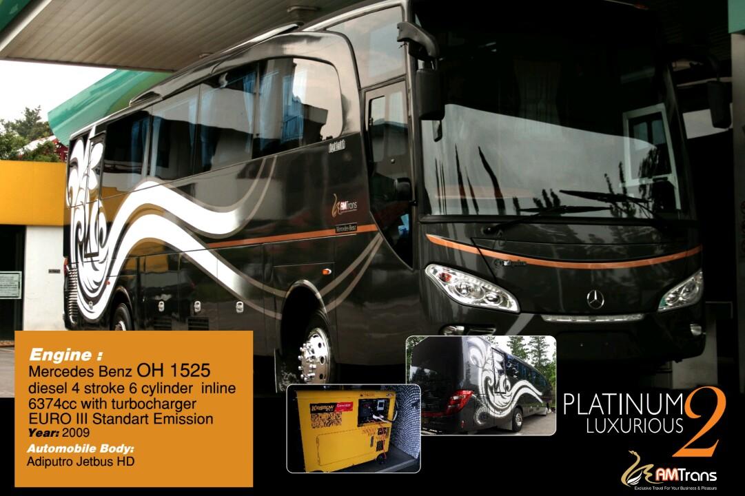 Wifi - 7 Fasilitas Luxury Bus Pariwisata yang Bikin Perjalanan Semakin Nyaman