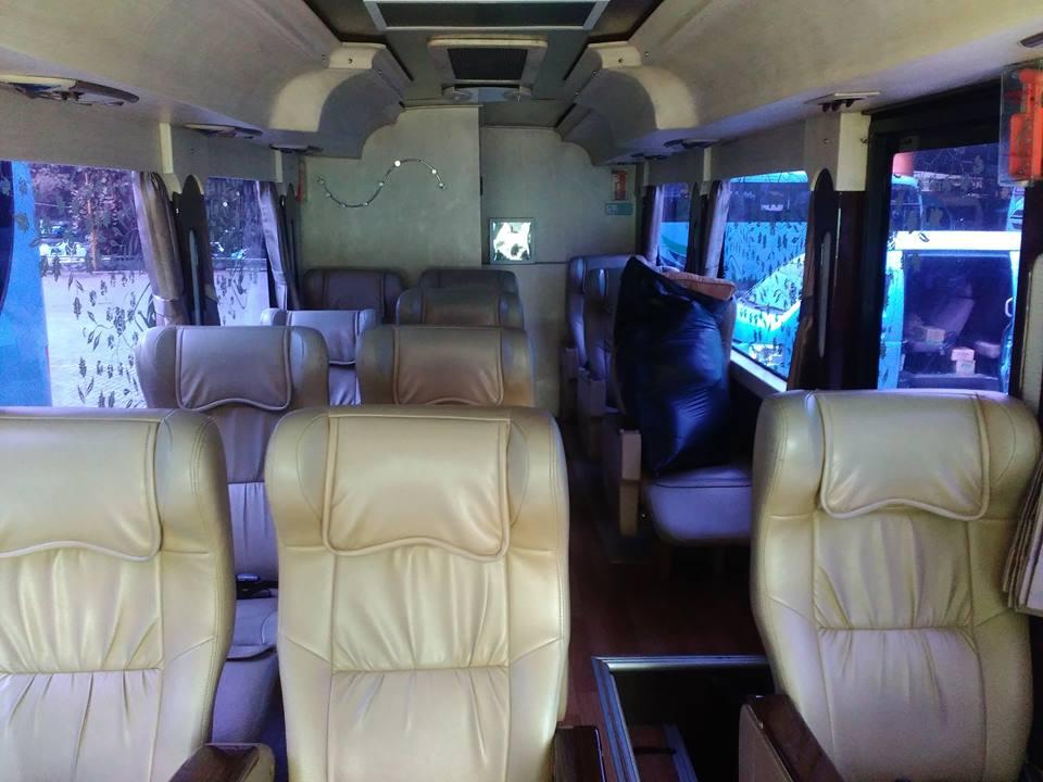 Full AC - 7 Fasilitas Luxury Bus Pariwisata yang Bikin Perjalanan Semakin Nyaman