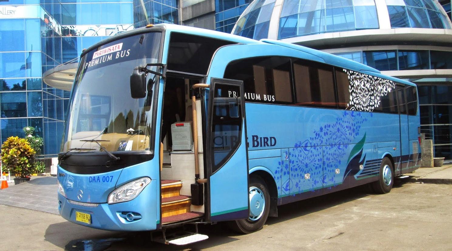 Luxury Premium Bus dari Big Bird - Ini 5 Bus Angkutan Umum Termewah di Indonesia