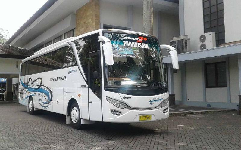 Bus Pariwisata - Bus Marjaya Trans