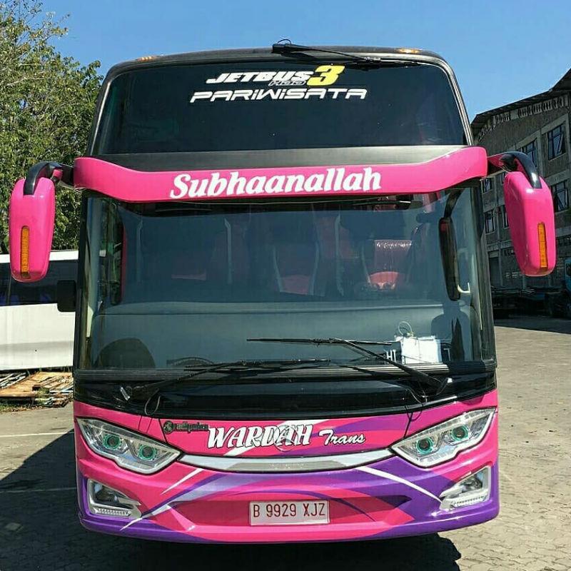Bus WARDAH TRANS