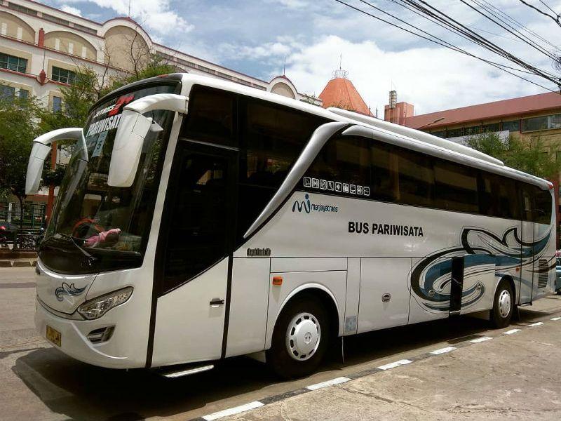 Harga Sewa Bus Pariwisata Bandung - Bus Marjaya Trans