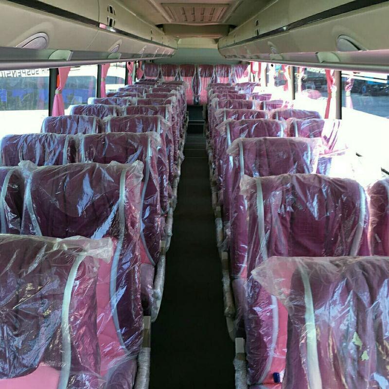Interior - Bus WARDAH TRANS