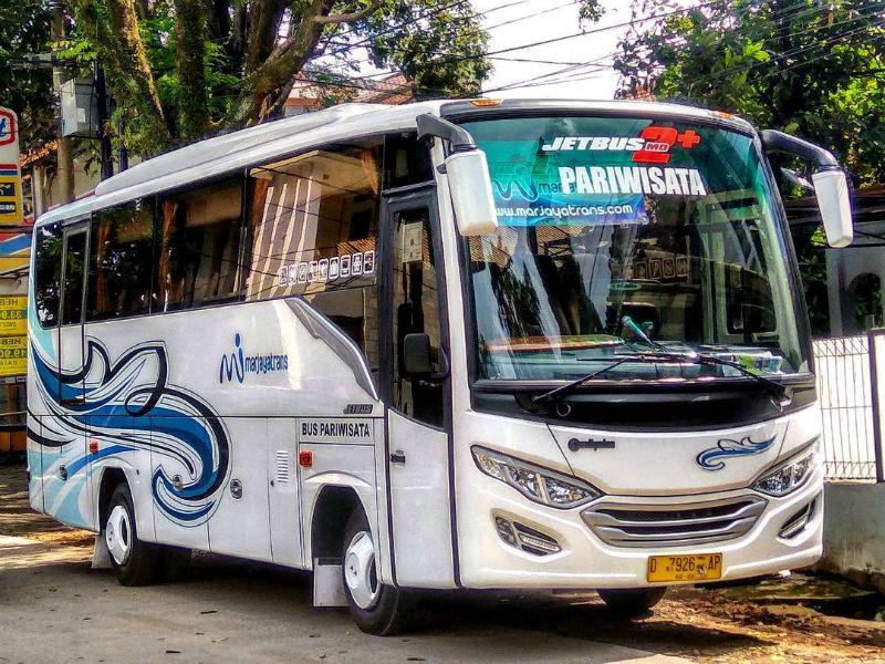 Medium Bus Bandung - Bus Marjaya Trans