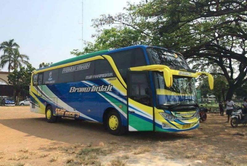 Sewa Bus Ambarawa - Bus Bromo Indah