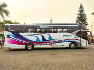 Sewa Bus Bandung - Bus DMH Trans
