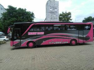 Sewa Bus Batang - Bus Vierian Trans