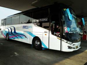 Sewa Bus Pariwisata Bandung - Bus DMH Trans