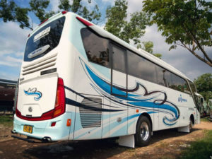 Sewa Bus Pariwisata Bandung - Bus Marjaya Trans