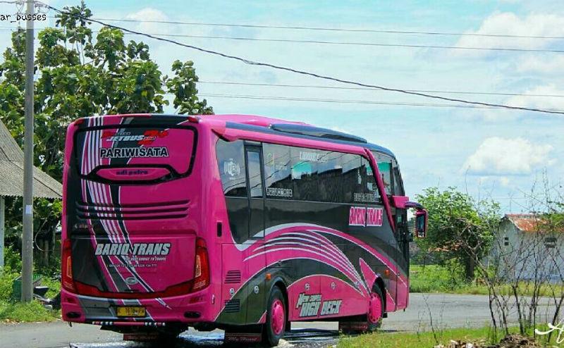 Sewa Bus Pariwisata Demak - Bus BARIQ TRANS