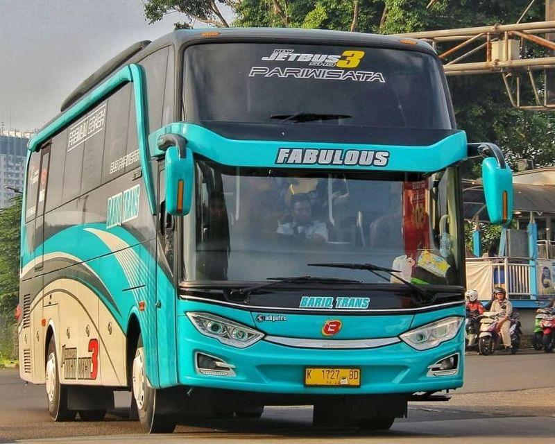 Sewa Bus Pariwisata Grobogan - Bus BARIQ TRANS