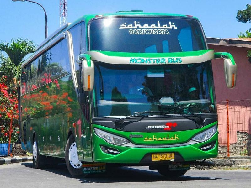 Bus SAHAALAH JEKATRANS