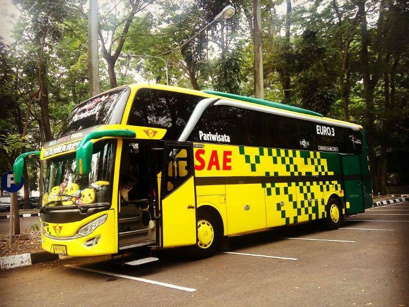 Sewa Bus Pariwisata Magetan - Bus SAE