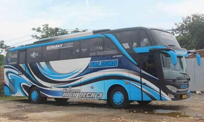 Sewa Bus Pariwisata Pati - Bus FALISHA TRANS