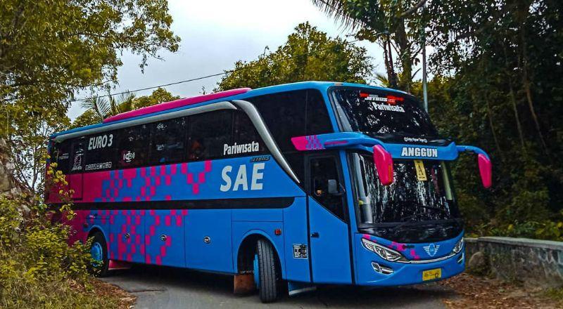 Sewa Bus Pariwisata Ponorogo - Bus SAE