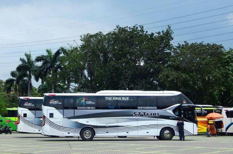 Sewa Bus Pariwisata Purwodadi - Bus 57 Trans