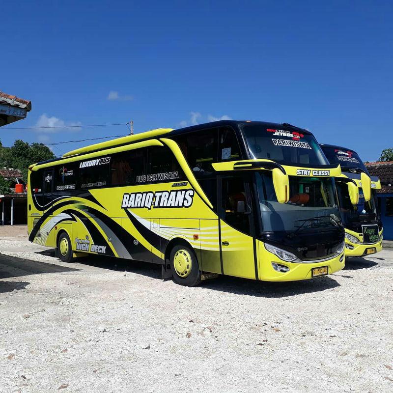 Sewa Bus Pariwisata Purwodadi - Bus BARIQ TRANS