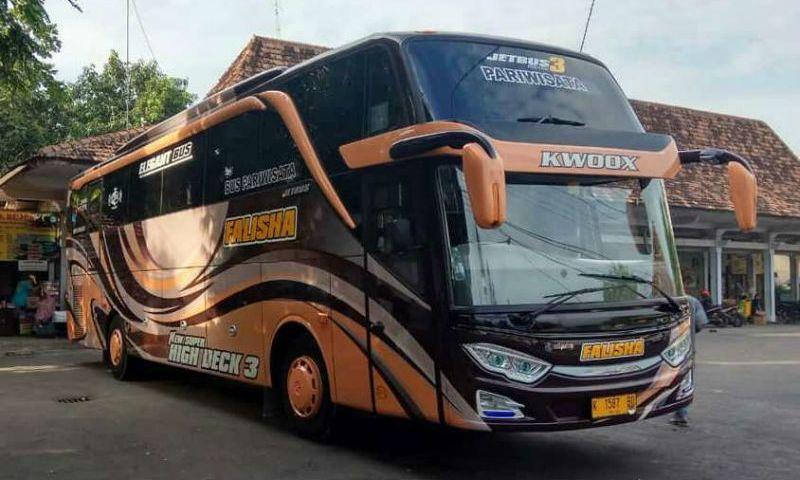 Sewa Bus Pariwisata Rembang - Bus FALISHA TRANS