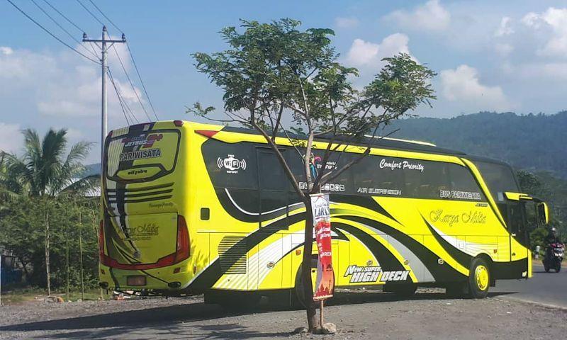 Sewa Bus Pariwisata Salatiga - Bus KARYA MULIA