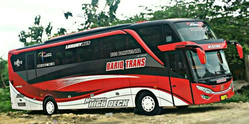 Sewa Bus Pariwisata Semarang - Bus BARIQ TRANS