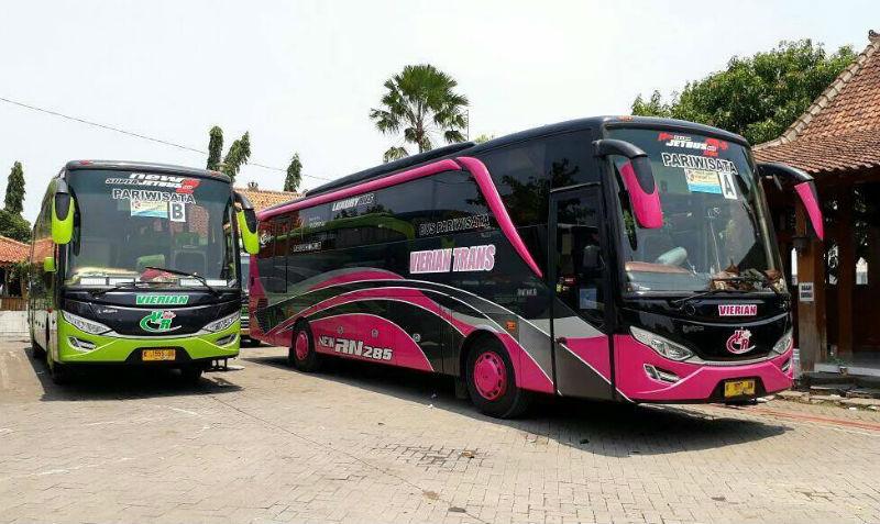 Sewa Bus di Batang - Bus Vierian Trans