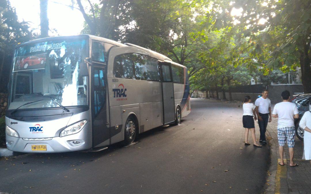 5 Tips Memilih Jasa Sewa Bus Mewah Jakarta