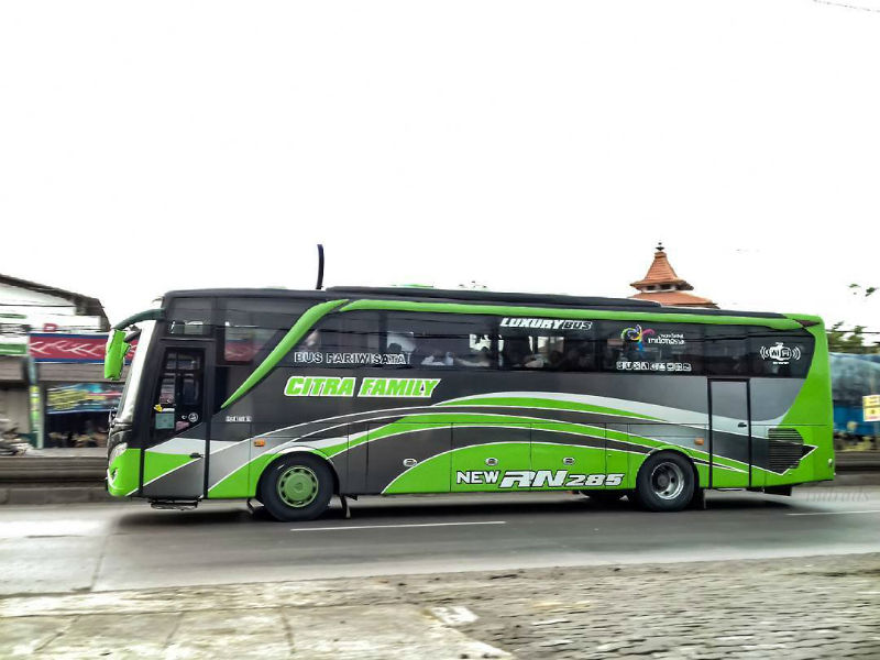 Bus Citra Family
