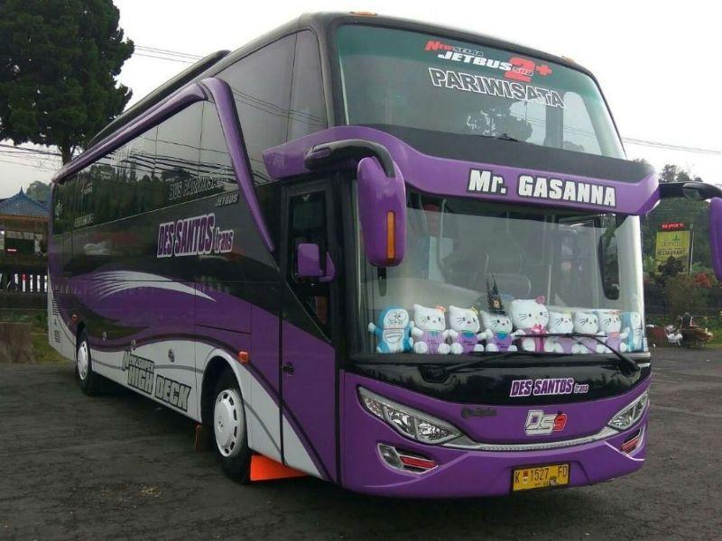 Bus Des Santos Trans