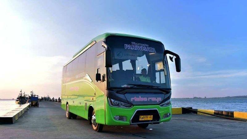 Bus Jepara - Bus Rimba Raya