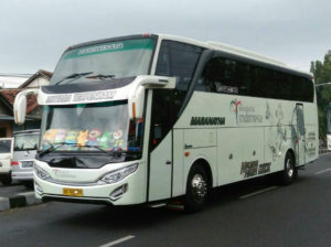 Bus Maranatha
