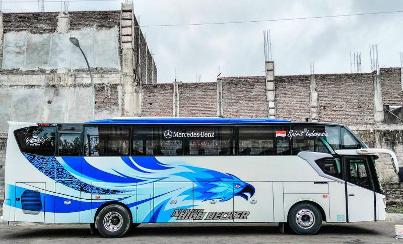Bus Pariwisata Magelang - Bus Maranatha