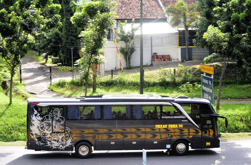 Bus Pariwisata Magelang - Bus Mekar Muda