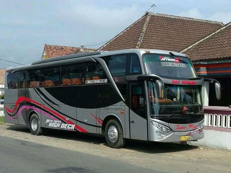 Bus Pariwisata Malang - Bus Sumur Mas