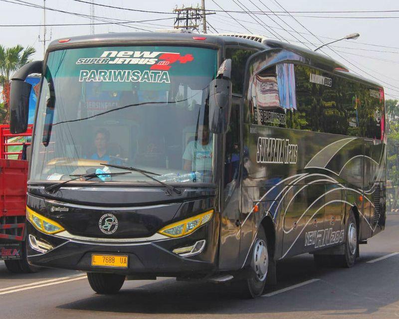 Bus Pariwisata Surabaya - Bus SURABAYA TRANS