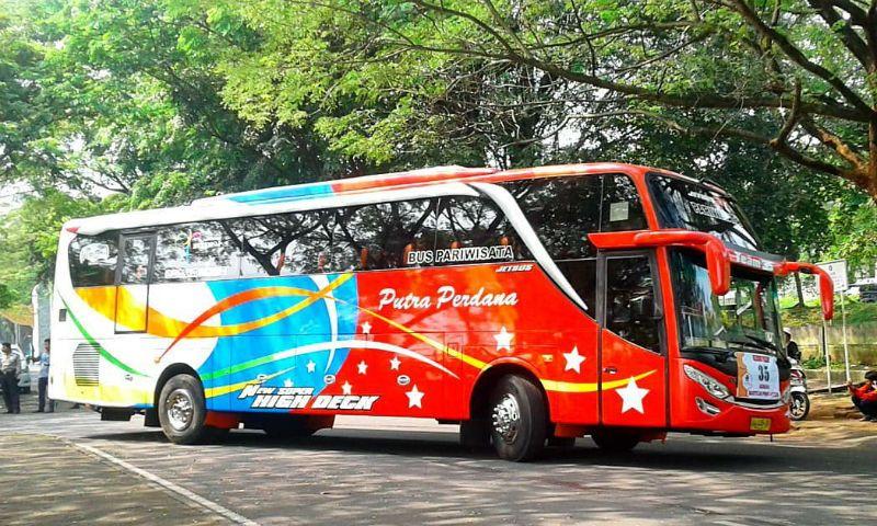 Bus Pariwisata Wonosobo - Bus Putra Perdana